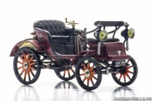 Opel Patentmotorwagen, System Lutzmann, Dreisitzer