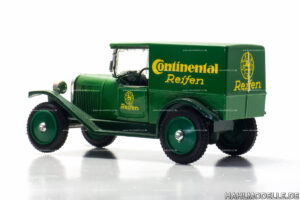 Opel 4/14 PS, Kastenwagen