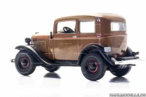 Opel P4, Limousine