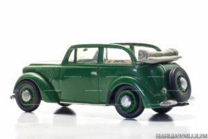 Opel Olympia 1935, Cabriolet-Limousine