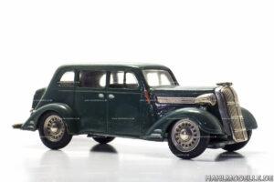 Opel Super 6, Limousine