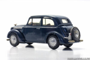 Opel Olympia 1938, Limousine