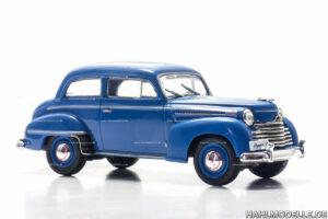 Opel Olympia 1951, Limousine