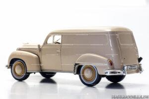 Opel Olympia Lieferwagen, 1951, Kastenwagen