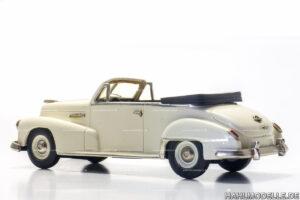Opel Kapitän 1951, Cabriolet