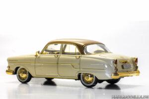 Opel Kapitän 1956, Limousine