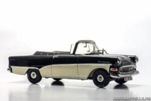 Opel Olympia Rekord P1, Cabriolet