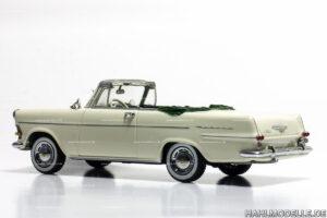 Opel Rekord P2, Cabriolet