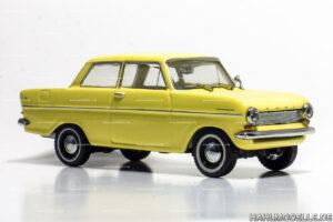 Opel Kadett A, Limousine