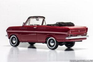 Opel Kadett A, Cabrio