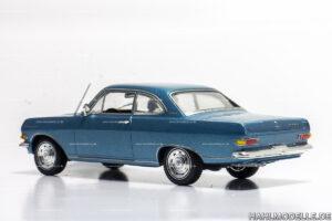 Opel Rekord A, Coupé