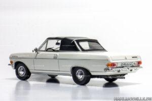 Opel Rekord A, Cabriolet