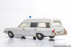 Opel Kapitän A , Krankenwagen, Kombi