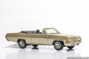 Opel Diplomat A, Cabriolet