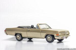 Opel Diplomat A, Cabriolet, Karmann