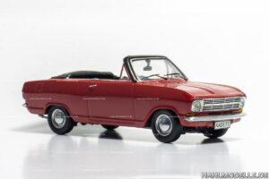 Opel Kadett B, Cabriolet