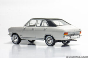 Opel Olympia A, Limousine