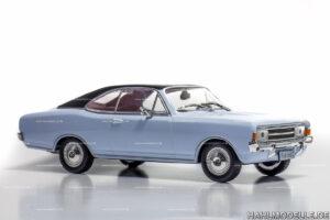 Opel Rekord C, Coupé