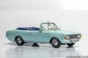 Opel Rekord C, Cabriolet
