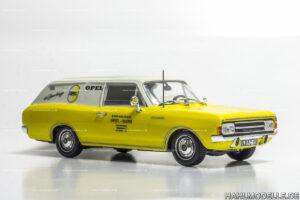 Opel Rekord C, Lieferwagen, Kastenwagen