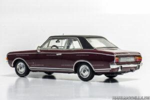 Opel Commodore A, Limousine