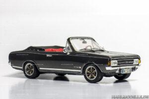 Opel Commodore A, Cabriolet