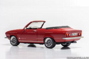 Opel Manta A, Cabriolet