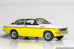Opel Kadett C1, GT/E, Coupé