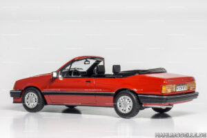 Opel Ascona C2, Cabriolet