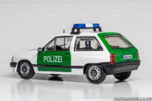 Opel Corsa A, Limousine