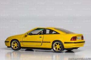 Opel Calibra A2, Targa