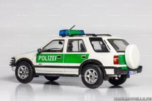 Opel Frontera A, Geländewagen