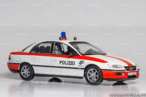 Opel Omega B, Limousine