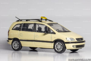 Opel Zafira A, Vn