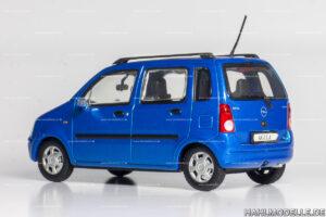 Opel Agila A, Van