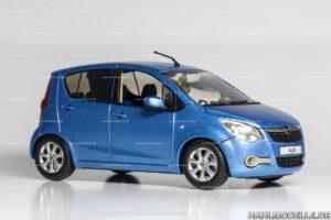 Opel Agila B, Van