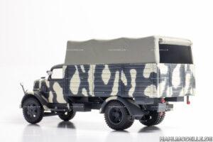 Opel Blitz Lastkraftwagen 3 to, Typ 3,6-36 S, Pritsche