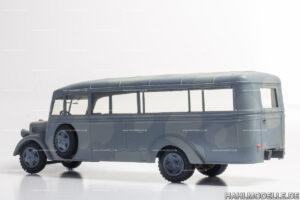 Opel Blitz Niederrahmen-Fahrgestell 3 to, Typ 3,6-47NR , Bus