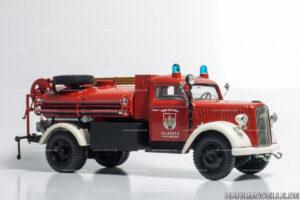 Opel Blitz Lastkraftwagen 3 to, Typ 3,6-36 S, Tankwagen