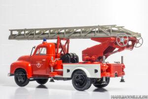 Opel Blitz Lastkraftwagen 1,75 to, Hubrettung