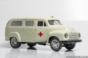 Opel Blitz Lastkraftwagen 1,75 to, Großraumkrankenwagen
