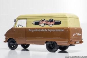 Opel Blitz Kastenwagen 1,9 to, Kasten