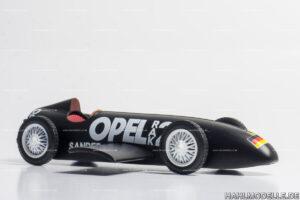 Opel RAK 2, Experimentalfahrzeug