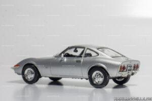 Opel GT, Coupé