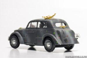 Opel Kadett 1938, Limousine