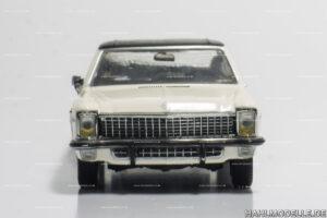 Opel Diplomat B, Limousine