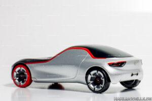 Opel GT Concept, Coupé