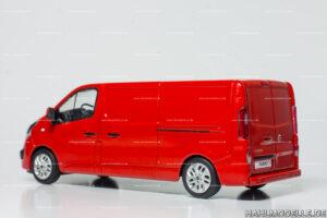 Opel Vivaro B, Kasten