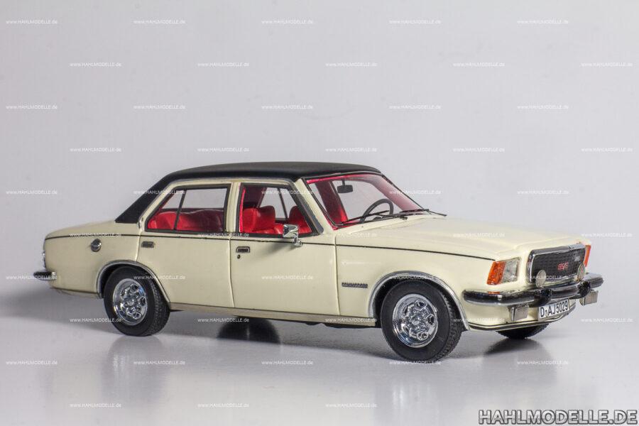 Modellauto Opel | hahlmodelle.de | Opel Commodore B Limousine