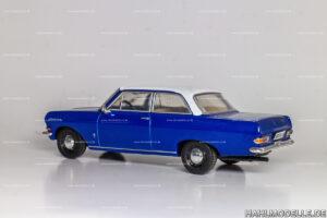Opel Rekord A, Limousine